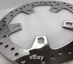 Harley 2014 Touring Street Glide Front Rotors Set Road King 41500017 (échangeur)