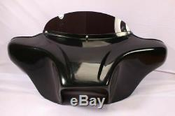 Harley Batwing Carénage Pare-brise Touring Route King Street Electra Glide Ultra