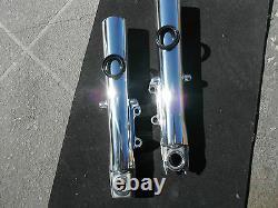 Harley Poli Front Forks Road Glide Street Glide Road King 2000-2013