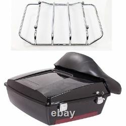 Harley Tour Pack Touring Pak Trunk Road King Pour Electra Street Glide 97-up