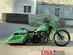 Kit À Trois Arbres Pour Harley Street Glide Road Glide Road King