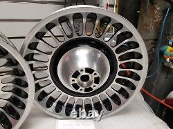 Paire Mag Wheels Harley Touring Flh 2009^ Bagger Ultra Road Street King Glide Oem