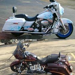 Rider Et Siège Du Passager Pour Harley Road King Street Glide 2007-2018