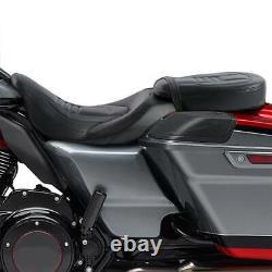 Set De Siège Passager Conducteur Pour Harley Touring Street Glide Road King 09-20