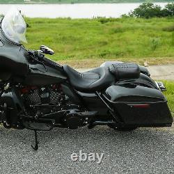 Set De Sièges À Faible Profil Pour Harley Touring Road King Street Glide 2009-2021 Us