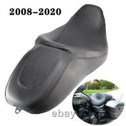 Siège Du Conducteur Et Passager Pour Harley Road King Street Glide 2008-2020