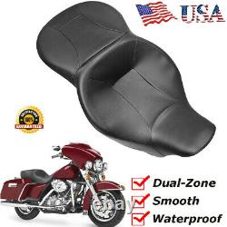 Siège Passager Et Cavalier Pour Harley Touring Street Electra Glide Road King 09-20