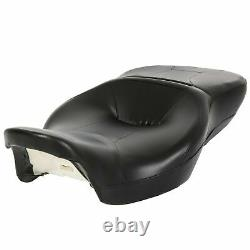 Siège Passager Hamac Rider Pour Harley Touring Street Tri Glide Road King 14-18