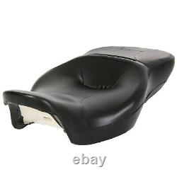 Siège Passager Rider Pour Harley Touring Street Tri Glide Road King 09-21