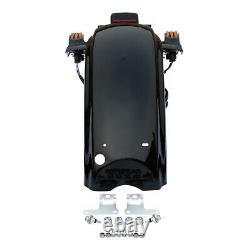 Système Led Fender Arrière Pour Harley Road King Street Electra Glide 14-2021 Cvo