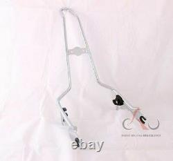 Tall Sissy Bar Backrest 4 Harley Touring Road King Street Electra Glide