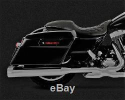 Vance & Hines 4.5 Raider Échappement Harley Electra Glide Mufflers Route King Street
