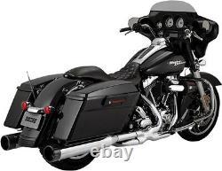 Vance & Hines 4.5 Raider Exhaust Silencieux Harley Electra Glide Road King Street